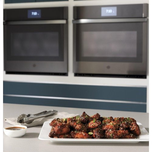 "GE Profile™ Series 30"" Built-In Convection Single Wall Oven"