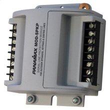 Module, Speakers, Keypads, CCTV Power Lines