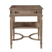Wethersfield Estate End Table - Brimfield Oak