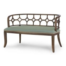 Atwood Settee - 54 L X 26 D X 31 H
