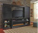 Sharlowe - Charcoal 2 Piece Entertainment Set Product Image