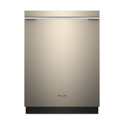 Contemporary Design. Smart Dishwasher with Contemporary Handle Product Image