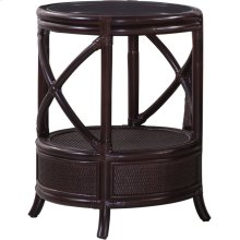Santiago Round Chairside Table