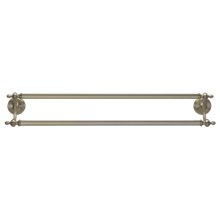 "24"" Double Towel Bar"