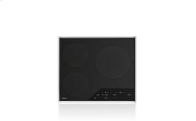 "24"" Transitional Framed Induction Cooktop"