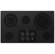 Gold® 36-inch Electric Ceramic Glass Cooktop with Two Dual Radiant Elements