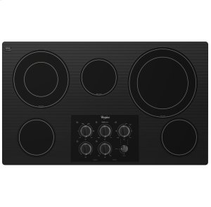 Gold® 36-inch Electric Ceramic Glass Cooktop with Two Dual Radiant Elements Product Image