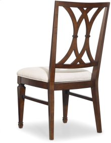 Palisade Splat Back Side Chair