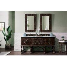 "Balmoral 72"" Double Bathroom Vanity"