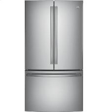 GE® ENERGY STAR® 28.5 Cu. Ft. French-Door Refrigerator
