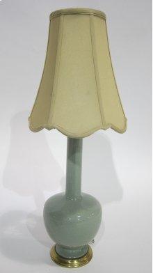 Celadon Table Lamp