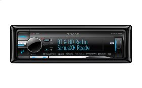 CD Receiver with Built-in Bluetooth & HD Radio