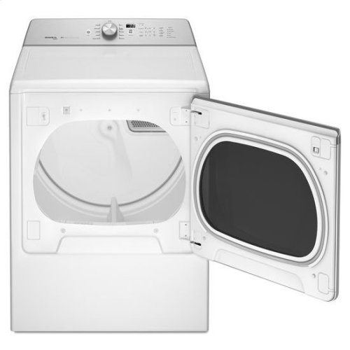 Maytag® 8.8 cu. ft. Extra-Large Capacity Dryer with Steam Refresh Cycle - White