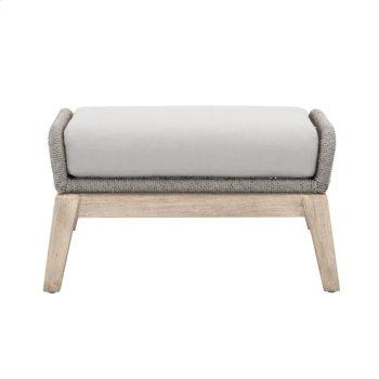 Loom Outdoor Footstool Product Image