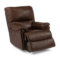Stockton Leather Power Recliner Product Image