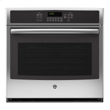 """FLOOR MODEL CLOSEOUT GE® 30"""" Built-In Single Convection Wall Oven"""