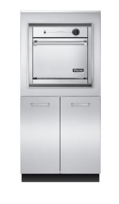 "32"" W x 30"" D Storage Gas Oven Tower"