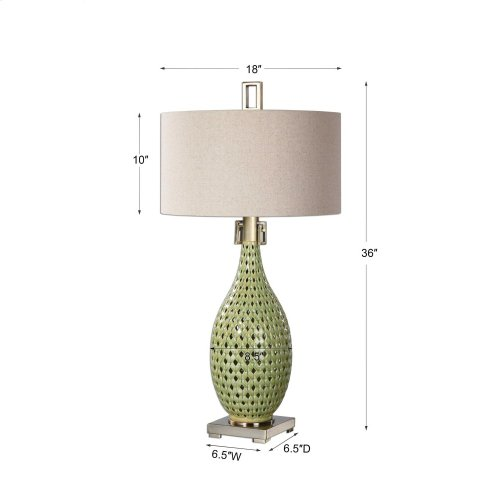 Chamoru Table Lamp