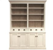 Juniper China Cabinet Chalk finish