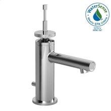 Stoic Single Lever Lavatory Faucet - Pixie Handle - Polished Chrome