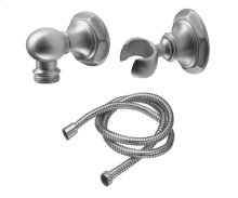 Wall Mounted Handshower Kit - Hex