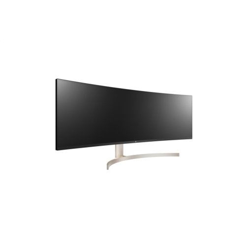 LG 49WL95C-W 49 inch 32:9 UltraWide 5K Dual QHD IPS Curved LED Monitor with  HDR 10