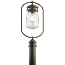 Lyndon Collection Lyndon 1 Light Outdoor Post Lantern AZ