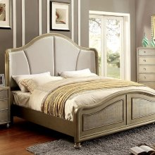 California King-Size Nisha Bed