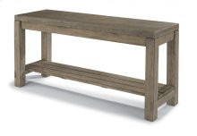 Keystone Sofa Table