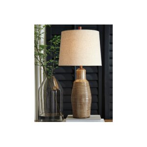 AshleySIGNATURE DESIGN BY ASHLEYTerracotta Table Lamp (1/CN)