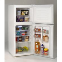 Model FF432W - 4.3 Cu. Ft. Frost Free Refrigerator / Freezer