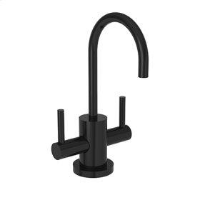 Gloss Black Hot & Cold Water Dispenser
