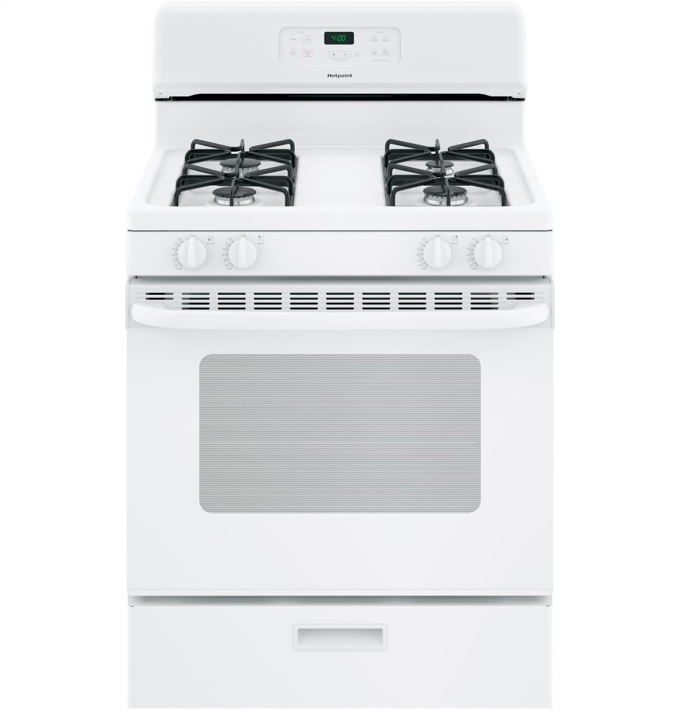RGBS400DMWW Hotpoint Hotpoint® 30\