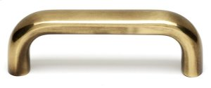 Pulls A1235 - Polished Antique