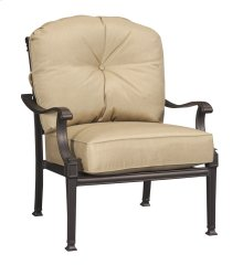 Lounge Chair Sunbrella #5476 Heather Beige