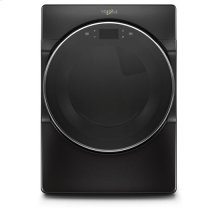 Whirlpool® 7.4 cu.ft Smart Front Load Electric Dryer with Remote Start - Black Shadow