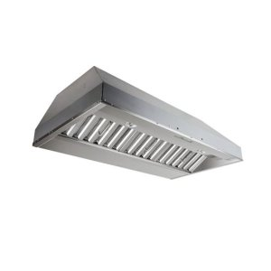 "Best36"" Stainless Steel Built-In Range Hood with iQ6 Blower System, 600 CFM"