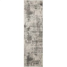 Gleam Ma602 Iv/grey Runner 2'2'' X 7'6''