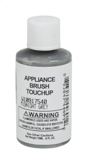 MIDNIGHT GREY TOUCH UP PAINT BOTTLE Product Image