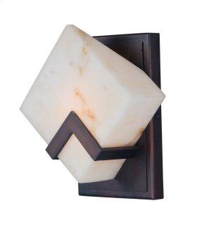 Boulder LED 1-Light Wall Sconce
