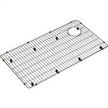 "Elkay Crosstown Stainless Steel 28-1/2"" x 15-1/2"" x 1-1/4"" Bottom Grid"