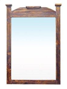 New Medium Wax Mirror