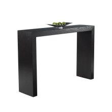 Arch Console Table - Espresso