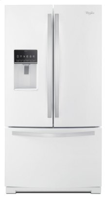 (LOANER FLOOR MODEL 1 ONLY) 36-inch Wide French Door Bottom Freezer Refrigerator with StoreRight System - 27cu. ft.