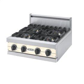 """Biscuit 24"""" Sealed Burner Rangetop - VGRT (24"""" Wide, four burner)"""
