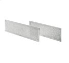 Frigidaire 13.5'' x 3.75'' and 11'' x 3.75 Aluminum Range Hood Filters, 2 Pack Product Image