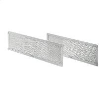 Frigidaire 13.5'' x 3.75'' and 11'' x 3.75 Aluminum Range Hood Filters, 2 Pack