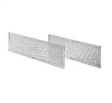 Frigidaire 13.5'' x 3.75'' and 11'' x 3.75 Aluminum Range Hood Filters, 2 Pack