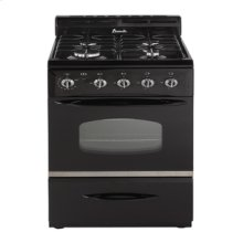 "Model G2407CB - 24"" Gas Range"