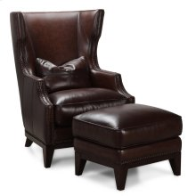 H056 Forbes Accent Chair & Ottoman
